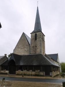L'Eglise de Cheverny