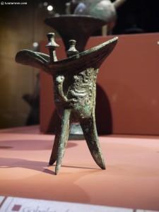 Les bronzes rituels