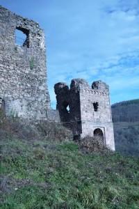 Les ruines du Hugstein
