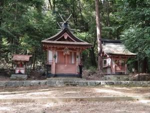 Temple à Wasuka