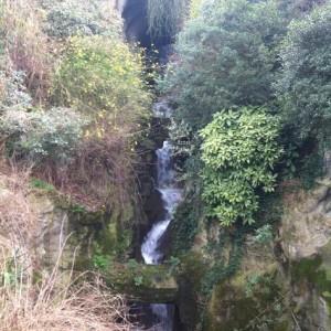 La cascade des Buttes CHaumont