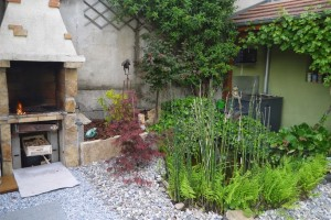 Le jardin de Papapa et Mamama