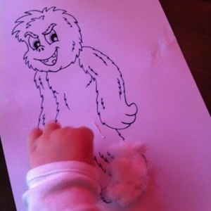 Yeti en coton2