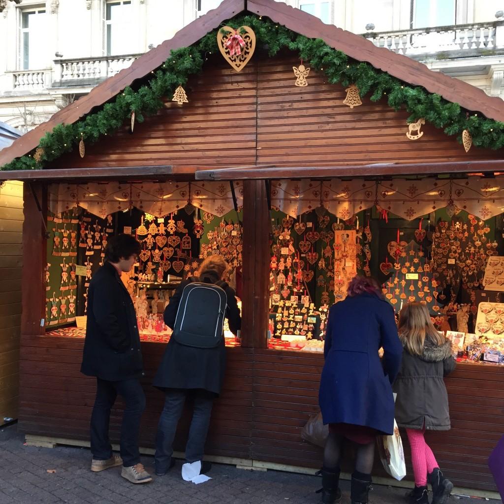 Les marchés de Noël de Strasbourg